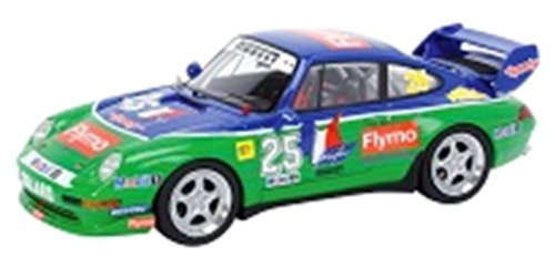 Schuco 1/43 Porsche 911 (993) Cup 3.8 1966 Porsche Super Cup E. Collard (japan import)