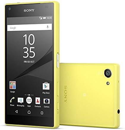 Sony Xperia Z5 Compact - Smartphone Vodafone Libre de 4.6 ...
