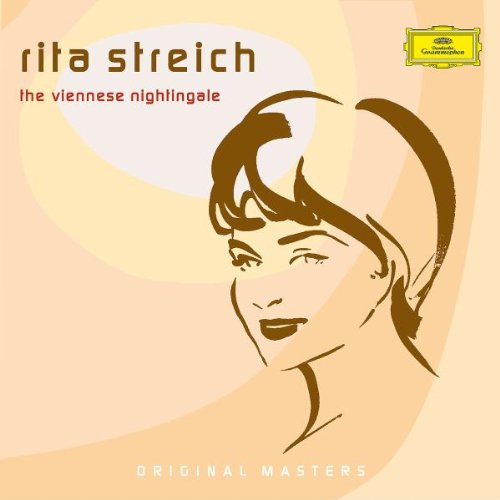 Rita Streich - The Viennese Nightingale by Deutsche Grammophon