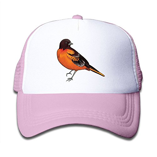 Elephant AN Bird Mesh Baseball Cap Kid Boys Girls Adjustable Golf Trucker - Costume Kid Cudi