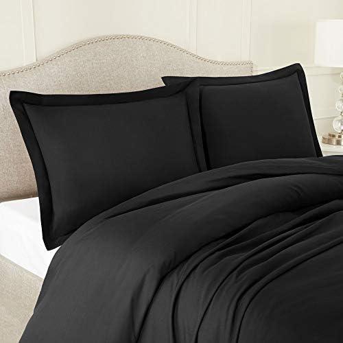 Nestl Bedding Pillow Sham Black product image