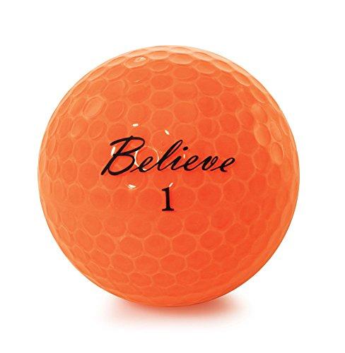 Founders Club Believe Ladies Pearlescent Golf Balls – Three Dozen