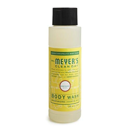 Mrs. Meyer´s Clean Day Body Wash, Honeysuckle, 16 fl oz