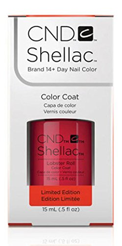 CND Shellac - Limited Edition! - Lobster Roll - 15ml / 0.5oz CNDNEWCAT269