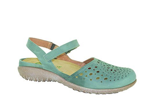 Turquoise Shoes SEA Women 41 ARATAKI Green Womens EU NAOT Footwear ZtSBqII