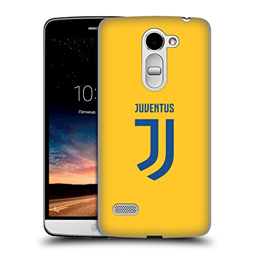 Official Juventus Football Club Away 2017/18 Race Kit Hard Back Case for LG Ray / - Race Ray