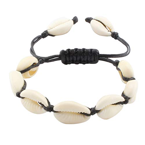 Fondgem Black Genuine Leather Cord Chain Necklace 2.0 mm Natural Leather Cord Chain with Stainless Steel Clasp 5 pcs//Set