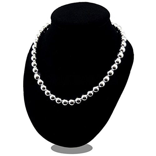 Necklace, Hatop Hot Fashion Sterling Silver Plated Necklace Hollow (Best Costumes For Couples 2016)