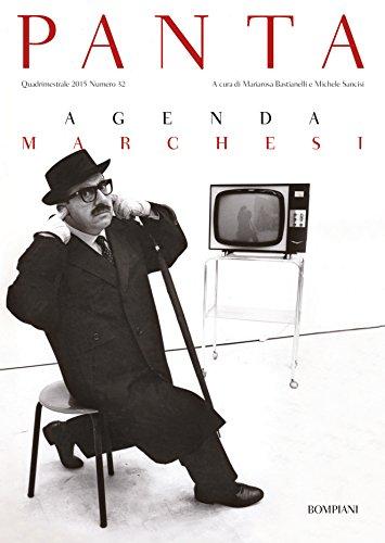 Panta. Agenda Marchesi (Italian Edition) - Kindle edition by ...