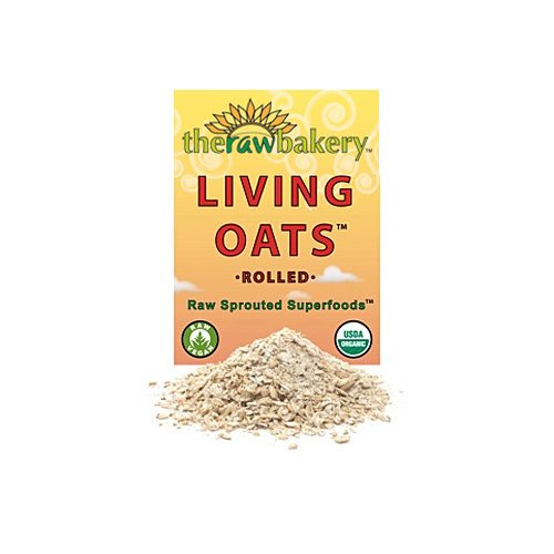 The Raw Bakery - Organic Living Oats (10 oz.)