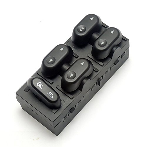 2004-2008 F150 Master Power Window Control Switch Drive Side for Ford F-150 Crown Victoria Expedition 5L1Z-14529-AA (Ford Power Window Switch)