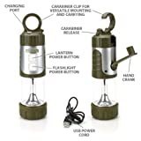 Nightlux Outdoor LED Camping Lamp Rechargeable Lantern