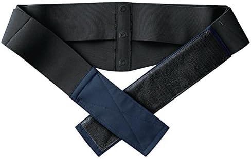 ベルデクセル 女性用腰部保護ベルト VELS507B ネイビー 9号