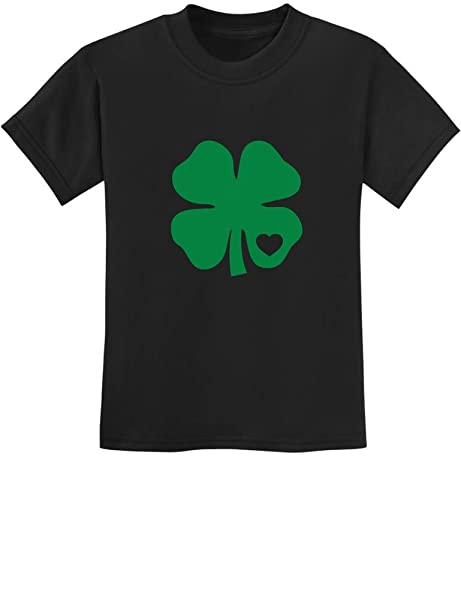 Irish Shamrock Clover Lucky Charm St Patricks Day Juniors T-shirt