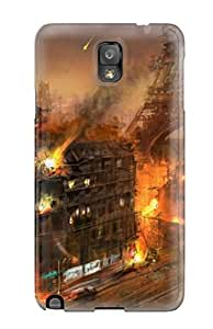 6786494K79432683 New Style Case Cover Apocalyptic Compatible With Galaxy Note 3 Protection Case