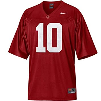 alabama number 10 jersey
