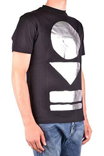 Mcq By Alexander Noir T Coton Homme shirt Mcbi34500 Mcqueen qqAZrwz