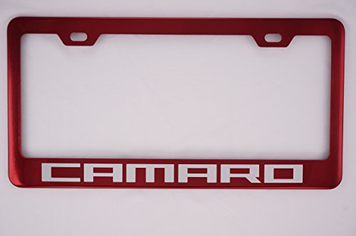 license plate frame candy - 3