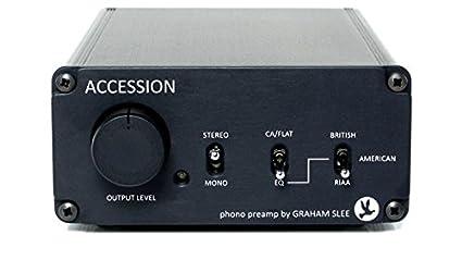 Amazon.com: Graham Slee Adhesión Phono preamplificador ...