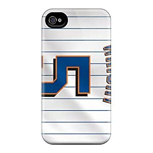 Awesome Design New York Mets Hard Cases Covers for iphone 6 4.7 case