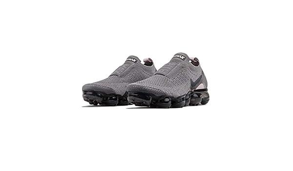 090b0512f2 Amazon.com | Nike Women's Air Vapormax Flyknit Moc 2 Gunsmoke/Blackened Blue  Size 10 US | Road Running