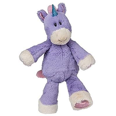 Mary Meyer Marshmallow Zoo Unicorn Soft Toy, 13-Inch