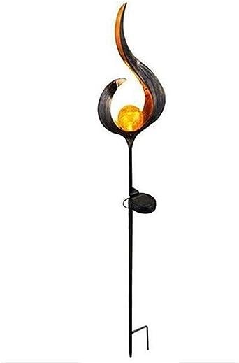 Luz Césped Led Solar Llama Llama Luna Lámpara De Césped Metal Lámpara De Jardín Decoración De Jardín 5Pc A: Amazon.es: Iluminación
