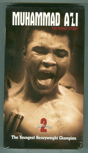 Muhammad Ali Volume 2 The Whole Story the Youngest Heavyweight (Youngest Readers)