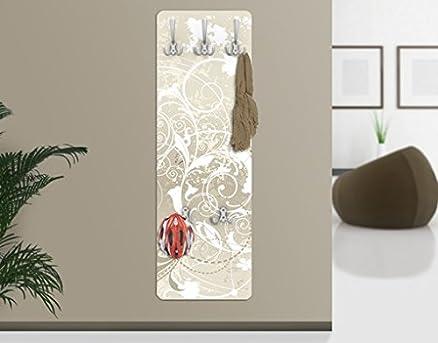 Appendiabiti - Nacre Ornament Design 139x46x2cm, appendiabiti a ...