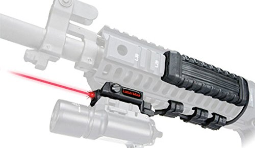 LaserMax Rifle Value Pack Fits Picatinny, Includes Manta, MAS6, Uni-Max, Black, Red by L-M-X