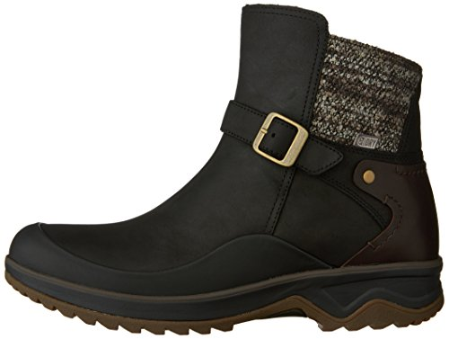 Merrell Womens/Ladies Eventyr Strap Waterproof Breathable Ankle Boots Black