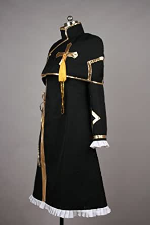 CosplayerWorld Cosplay Costume Size S Pandora Hearts Vincent Nightray Japanese Anime Manga Convention Dress Suit Cosplay Tailor Made
