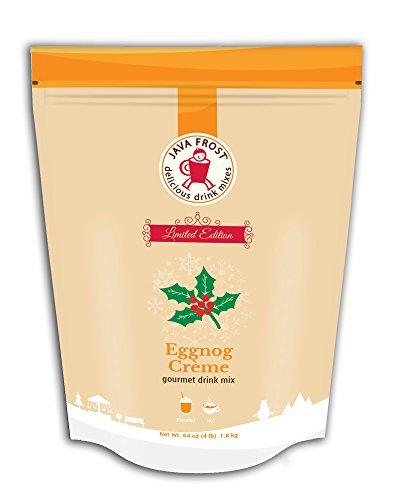 Eggnog Creme Drink Mix, 4 LB Bag (Best Brand Of Brandy For Eggnog)