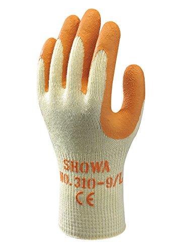 Jaune//orange p/âle Showa Gants Sho310y-xl N /° 310/Grip Gant taille XL