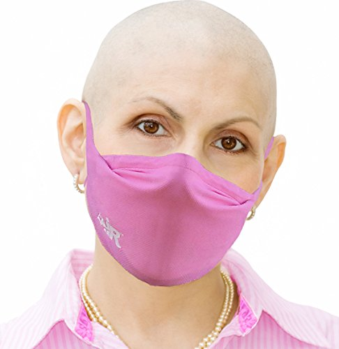 MyAir Comfort Mask, Starter Kit in Think Pink - Made in USA. Ribbons of Life Donation!