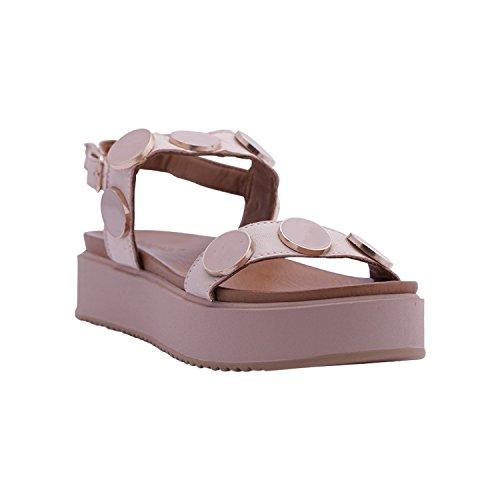 Sandals Women's Fashion Powder Fashion Inuovo Women's Women's Sandals Powder Inuovo Sandals Fashion Inuovo Powder Inuovo Women's Afw4qX