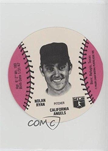 Nolan Ryan (Baseball Card) 1976 MSA Discs - [Base] - Wiff...