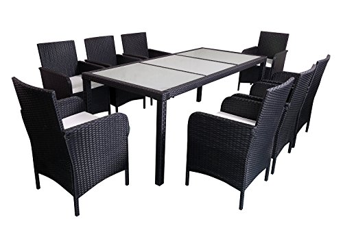 All Weather Wicker Dining - 4