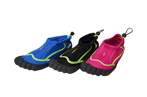 Water Shoes Pool Snorkeling Footwear Socks Blue Ankle Beach Aqua Women's Exercise 15qfUPx1