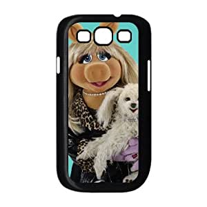 The-Muppets-Miss-Piggy Samsung Galaxy S3 9300 Cell Phone Case Black I0488541
