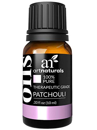 ArtNaturals 100% Pure Patchouli Essential Oil - 10 ml - Therapeutic Grade