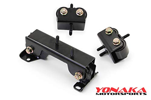 Yonaka Motorsports For 2002-2005 Subaru Impreza WRX STI Motor Engine Mounts Kit
