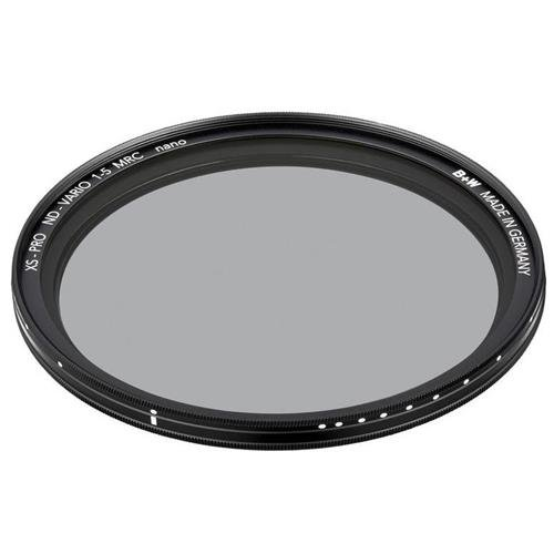 B+W 82mm XS-Pro Digital Vario Neutral Density with Nano Coating for Camera Lens