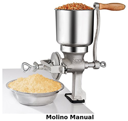corn and wheat grinder - 3