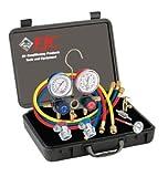 FJC FJC6785 Aluminum Manifold (Set R134A)