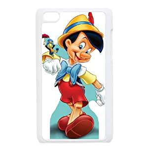 Disney Pinocchio Character Jiminy Cricket iPod Touch 4 Case White Exquisite designs Phone Case TF6991H6