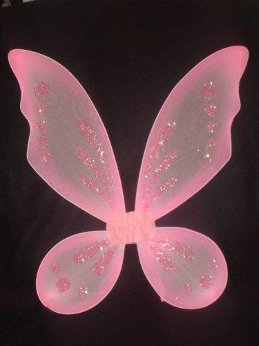 Fairy Wings - Pixie Wings - Tinkerbell Wings - (Pink Fairy Wings)