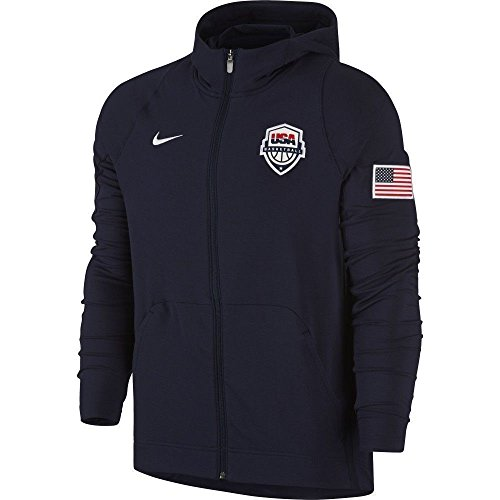 Nike Team Usa Basketball - NIKE MENS BASKETBALL TEAM USA HYPER ELITE SIZE MEDIUM HOODIE