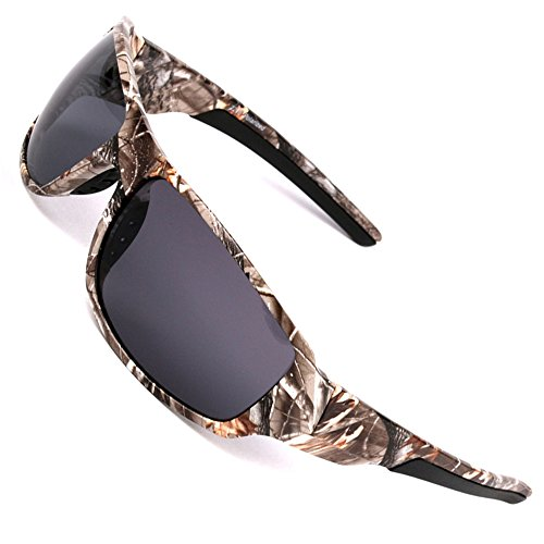 47333e0073f7d MOTELAN Polarized Outdoor Sports Sunglasses Tr90 Camo Frame for Men Women  Driving Fishing Hunting Reduce Glare - Buy Online in Oman.