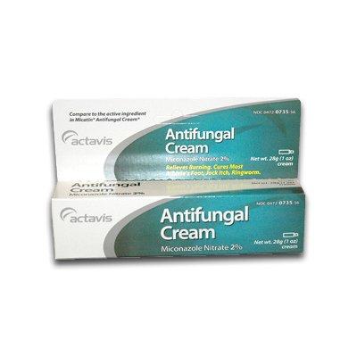 ACTAVIS ANTIFONGIQUE CREAM (nitrate de miconazole 2%) 1 OZ